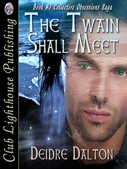 """The Twain Shall Meet"" by Deidre Dalton is now available in paperback."