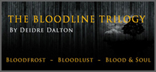Visit the official website of The Bloodline Trilogy
