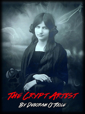 """The Crypt Artist"" by Deborah O'Toole. Click on image to view larger size in a new window."