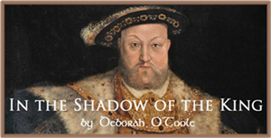 "In the Works: ""In the Shadow of the King"" by Deborah O'Toole. COMING IN 2017!"