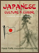 Food Fare Culinary Collection: Japanese Culture & Cuisine