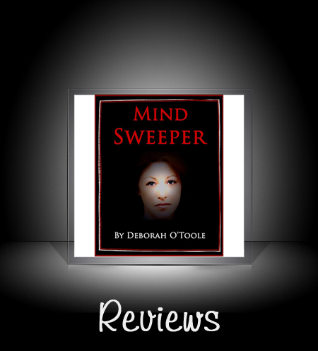 "Book Reviews: ""Mind Sweeper"" by Deborah O'Toole"