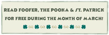 "Read ""Foofer, the Pooka & St. Patrick"""