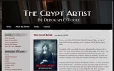 """The Crypt Artist"" official website"